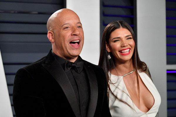 Vin Diesel's Partner Paloma Jimenez