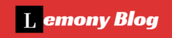 Lemony Blog Logo