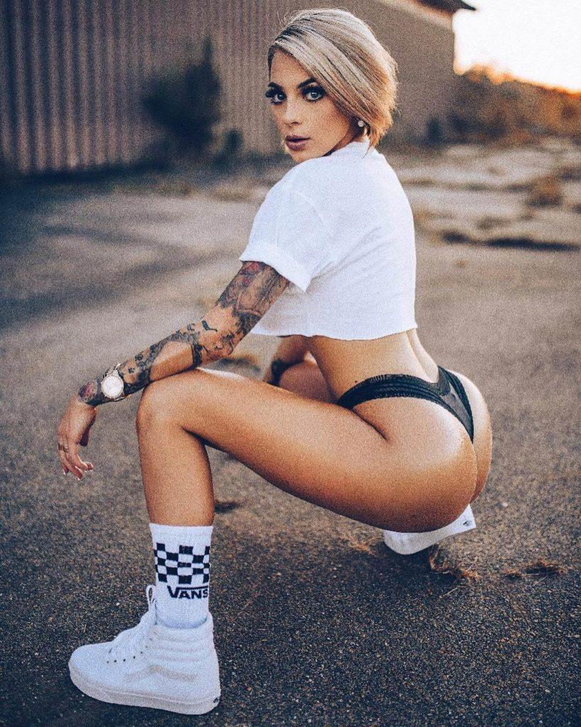 Jayce Ivanah Nude