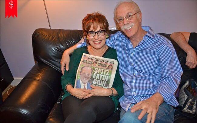 Steve Janowitz Wife Joy Behar