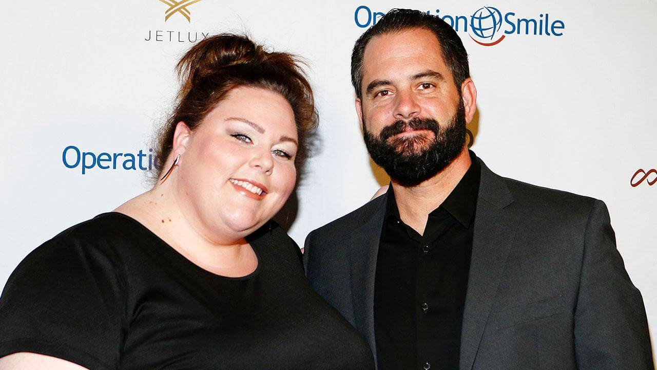 chrissy metz husband martyn eaden