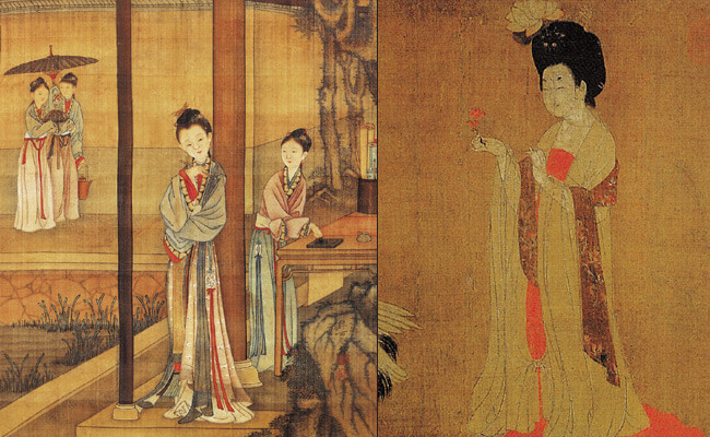 Han Dynasty Era women