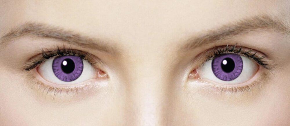 Purple Eye Disease
