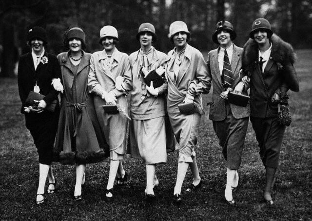 Roaring Twenties Era women