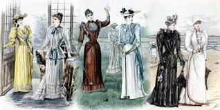 Victorian England Era women