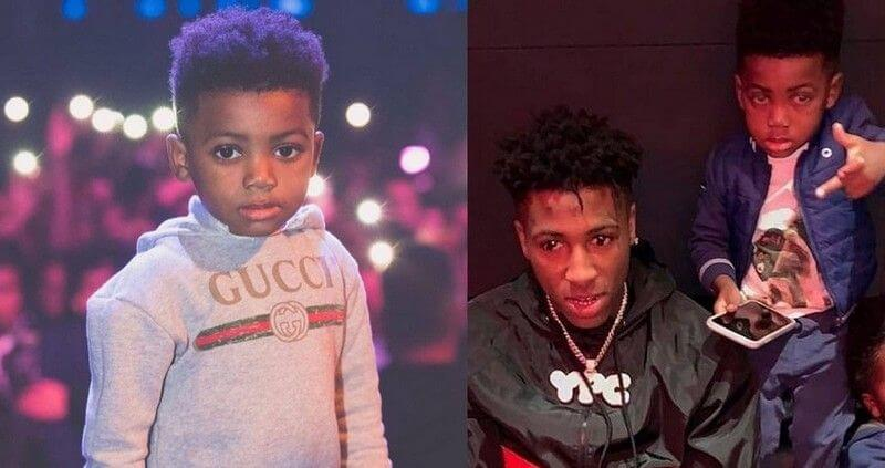 NBA YOUNGBOY'S SON KAYDEN GAULDEN