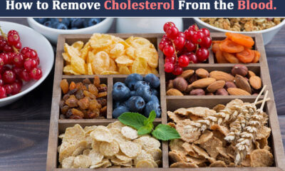 How to Remove Cholesterol From the Blood
