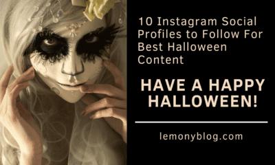 Instagram Profiles to Follow Halloween