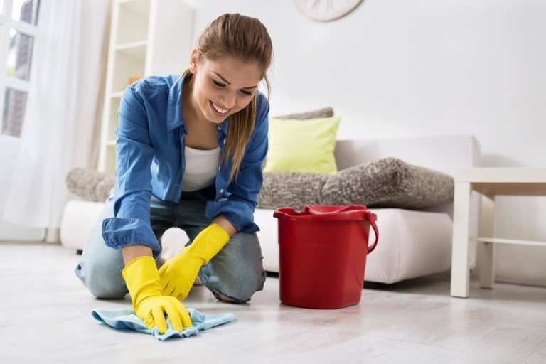 Some reasons to hire house cleaning services