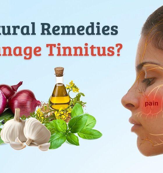 Can Natural Remedies Help Manage Tinnitus