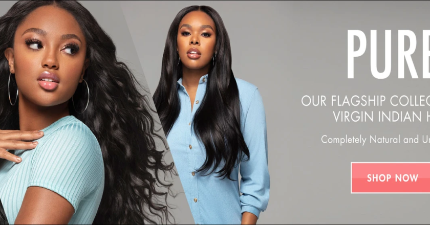 Indique virgin hair extensions