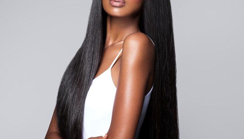 Lace closure hair weaves