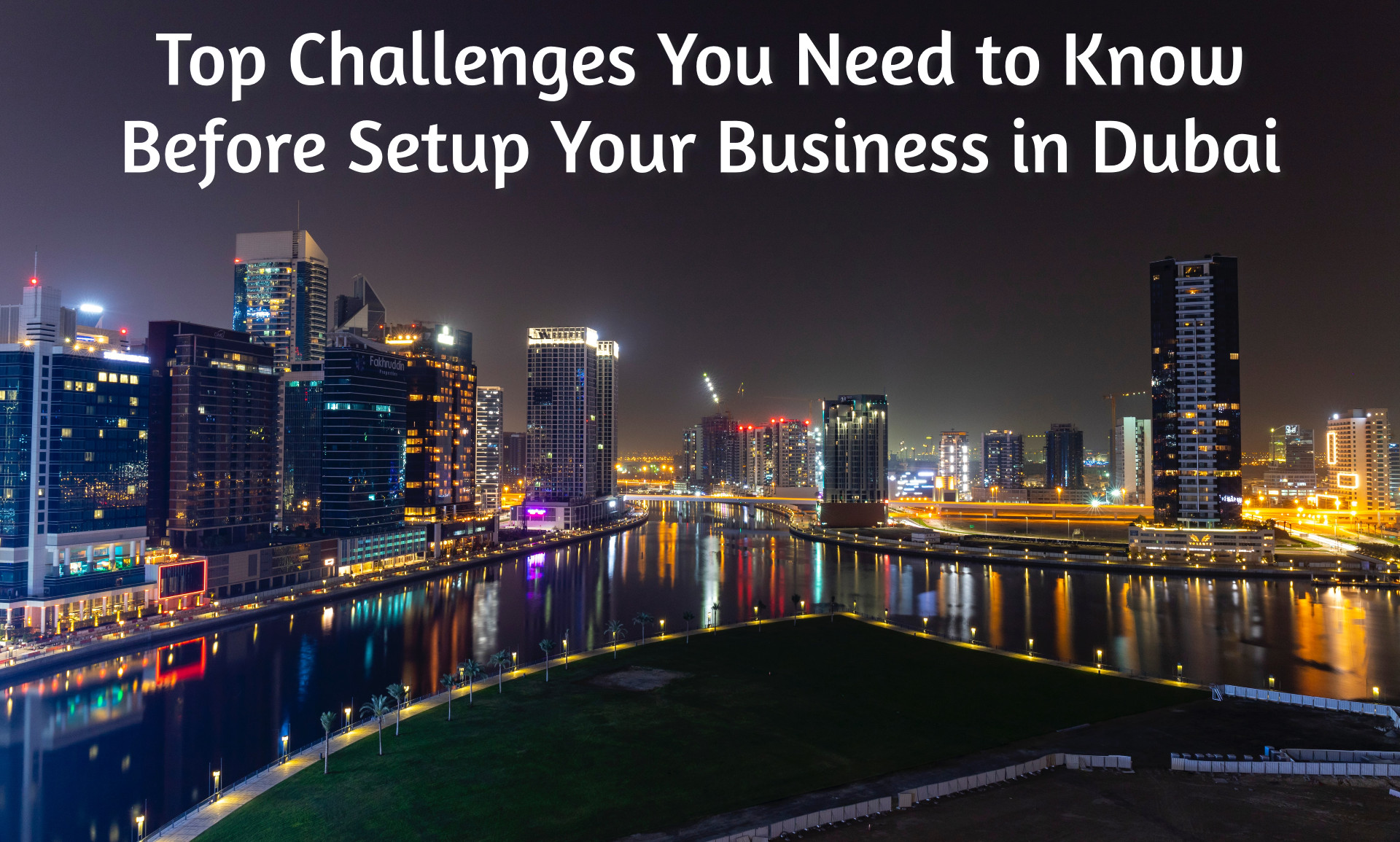 Common Challenges Entrepreneurs Face in UAE