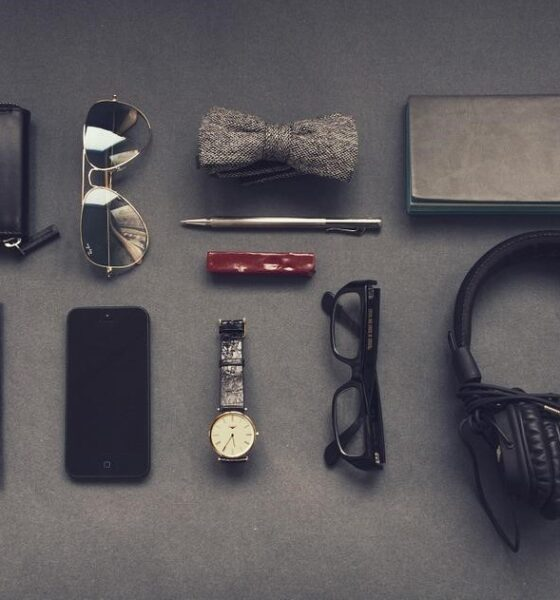 All About Men's Accessories