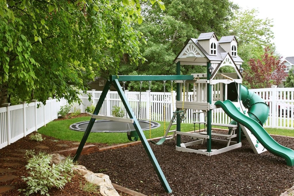 How to Prep Your Backyard for a Play Set