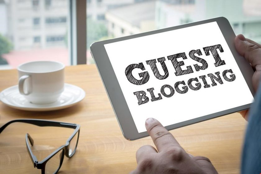 Guest Posting a Good Inbound Marketing Strategy