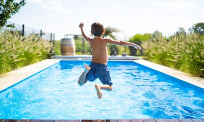 Installing a Smart Swimming Pool