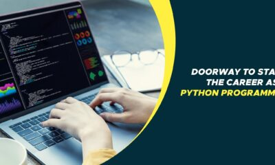 Doorway to Start the Career as a Python Programmer
