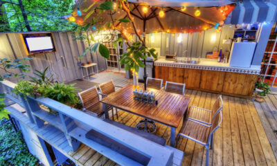 Types of Patio and Deck Storage