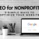 SEO for Nonprofits