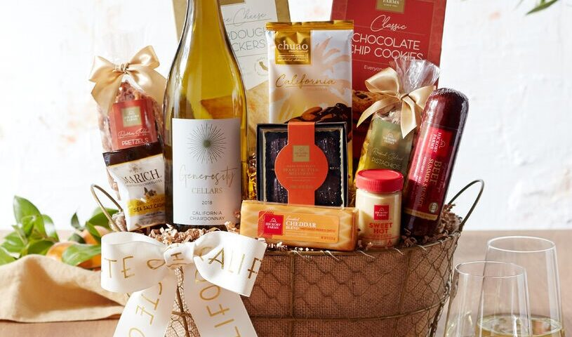 Gift Hamper: Think of the Budget