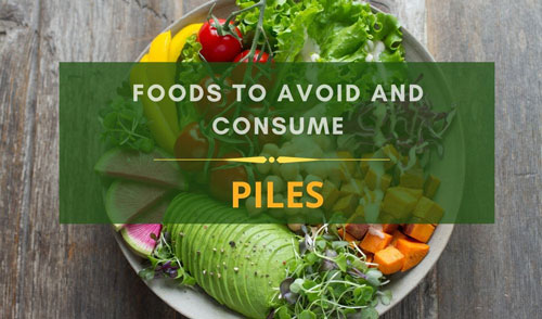Foods To Avoid If You Have Piles