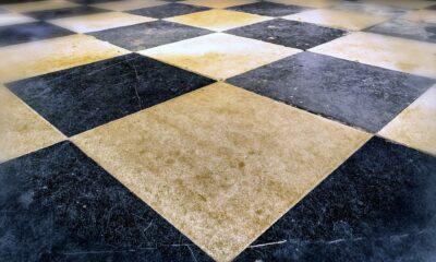 Tile Floors Comfortable in Summer