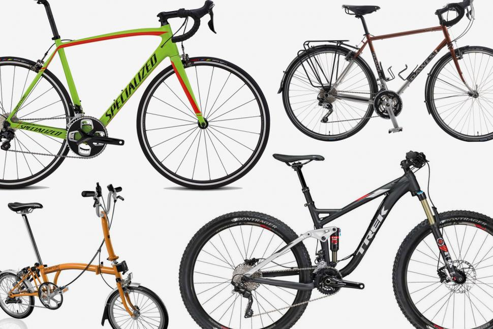 Buy a Bike For Your Body Type