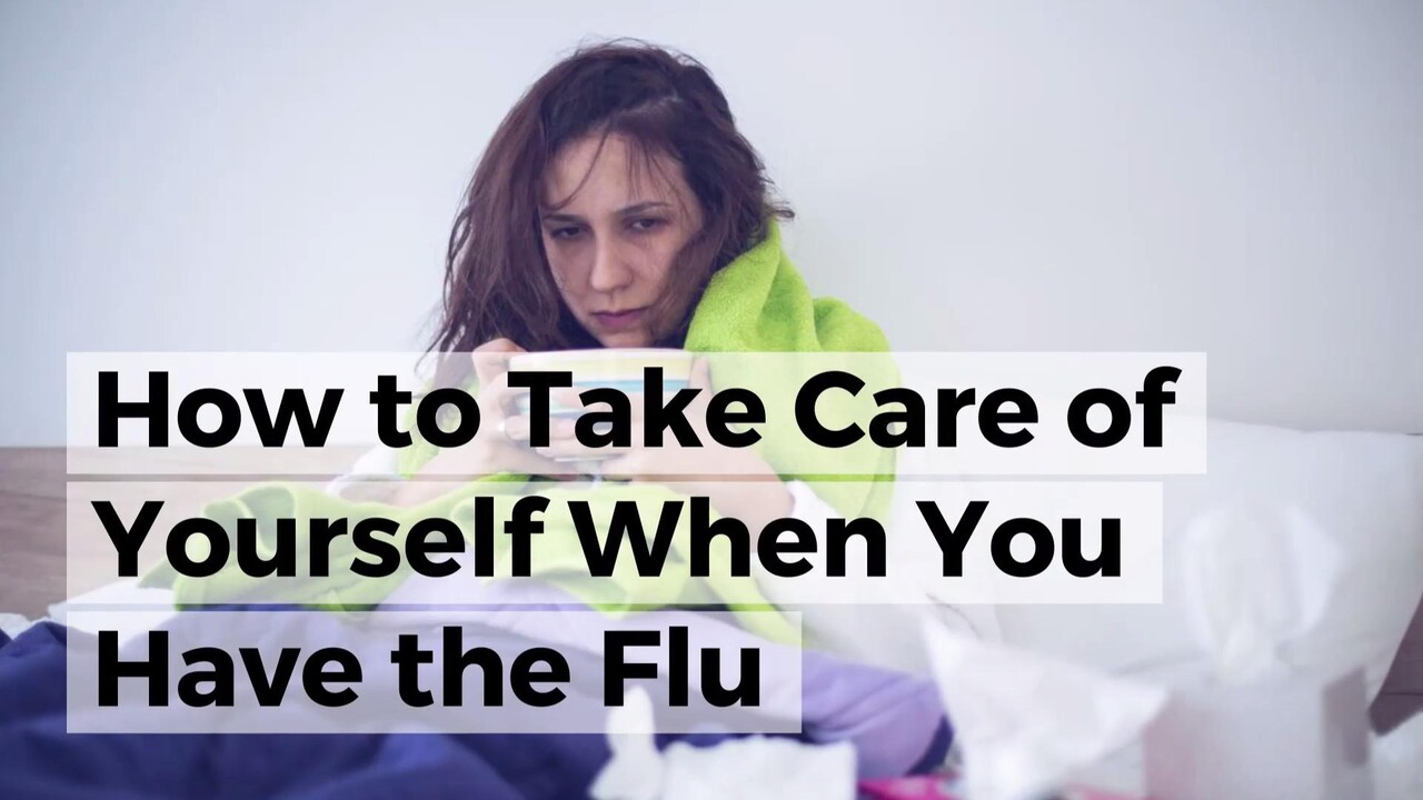 Take Care for Yourself this Cold and Flu Season