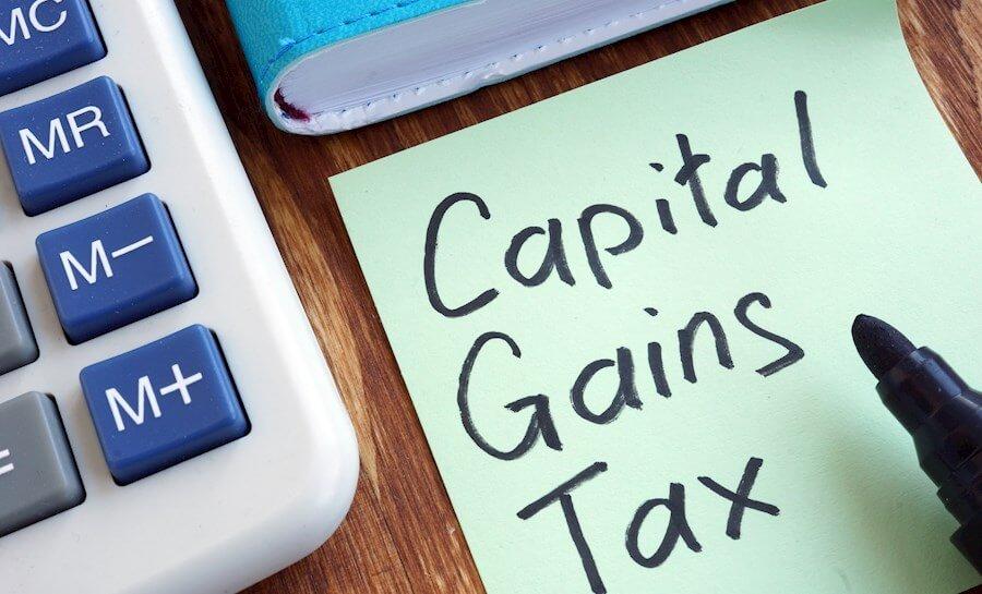 Capital Gains Taxes on Home Sale
