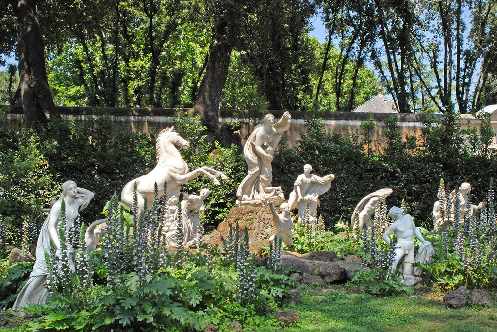 Garden Statues And Garden Ornaments For Sale