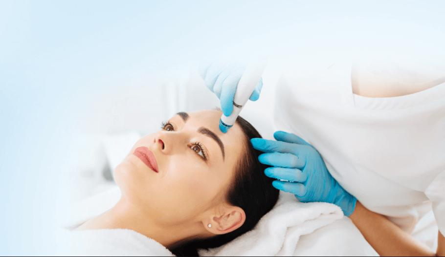 HydraFacial and Facial
