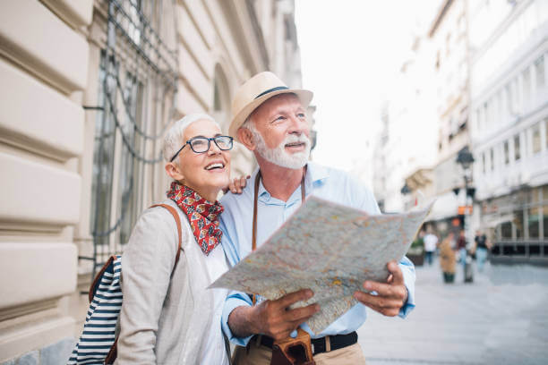 Places to Visit for Older Couples