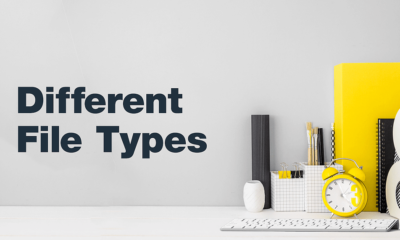 Different Types of Graphics Formats