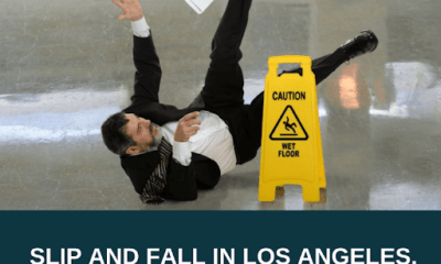 Slip and fall in Los Angeles