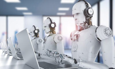 Types of Robots and How They Improve Work Productivity