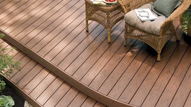 Decking Is A Good Choice For Your Home