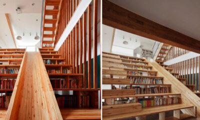 unique stair designs